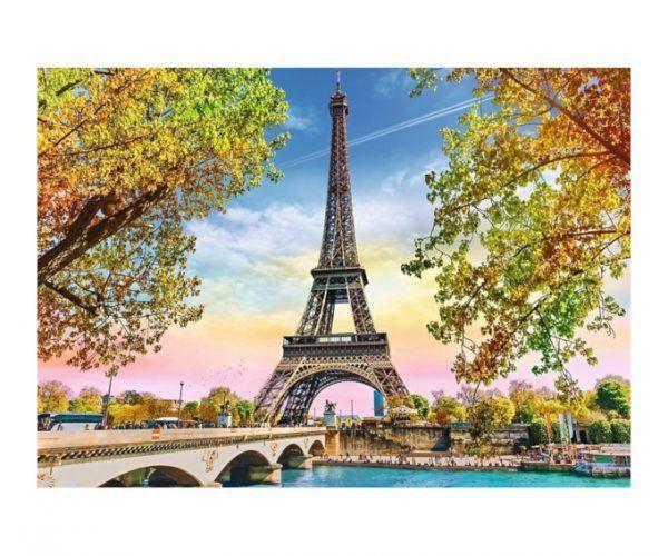 puzzle Trefl París Romántico