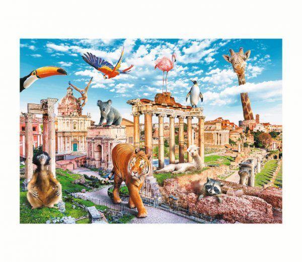 puzzle Trefl Roma Salvaje