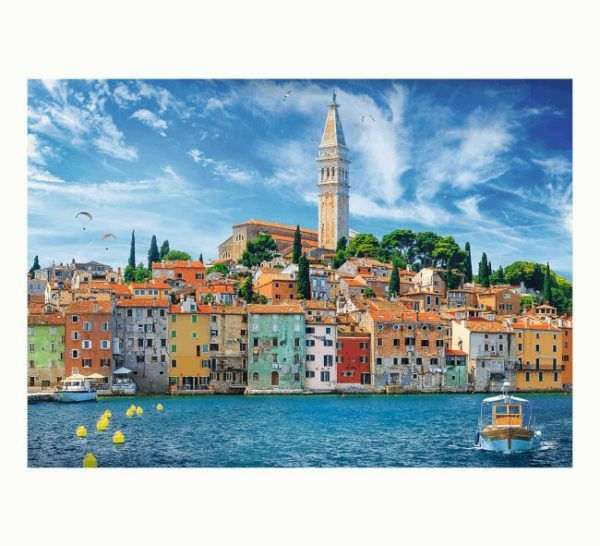 puzzle Trefl Rovinj Croacia