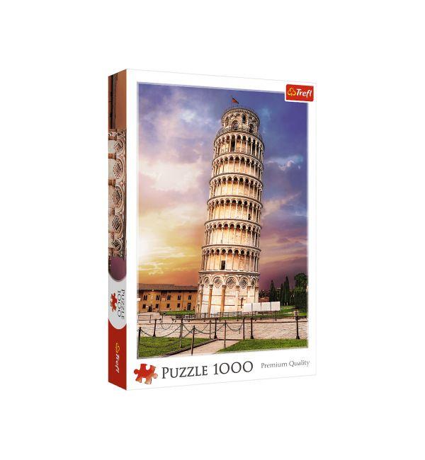 trefl torre de pisa 1000