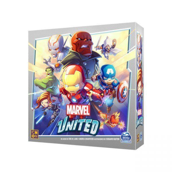 Comprar Marvel United