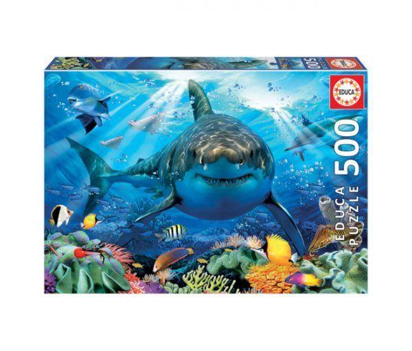 Educa Gran Tiburón Blanco