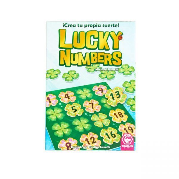 Lucky numbers comprar