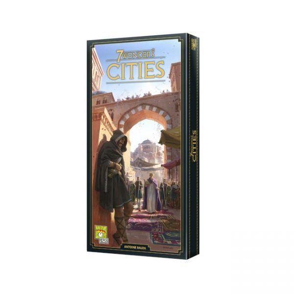 comprar 7 Wonders Cities