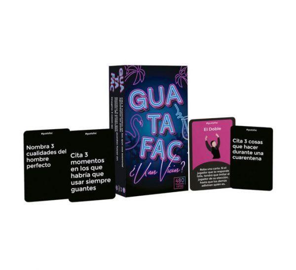 juego Guatafac Unos vicios