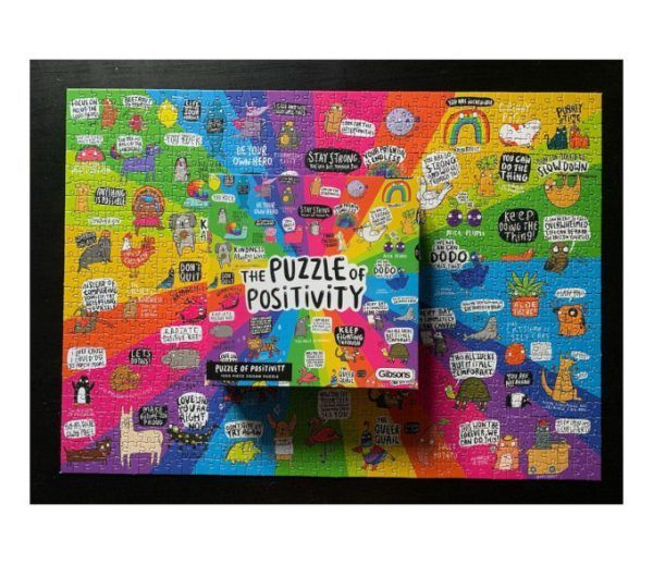 Puzzle of Positivity