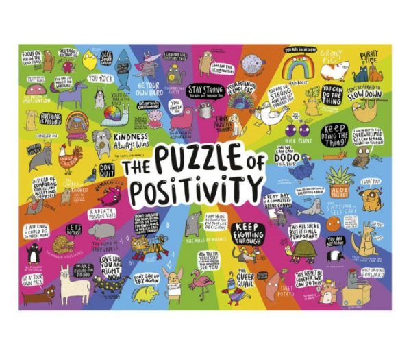 Puzzle of Positivity Gibsons
