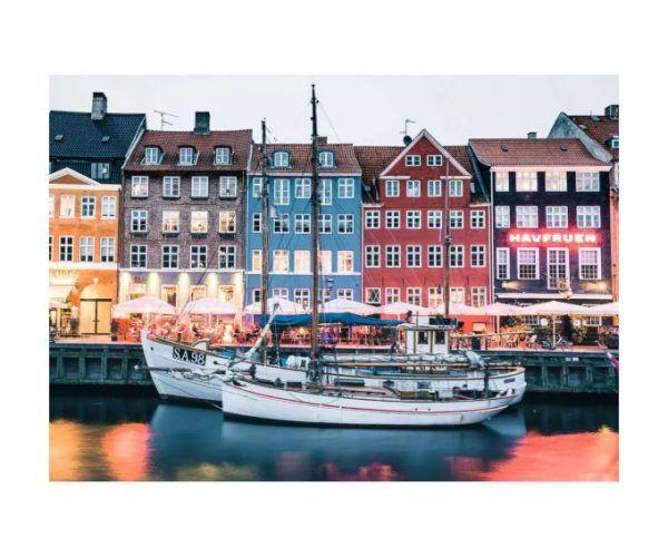 Ravensburger Copenhague puzzle