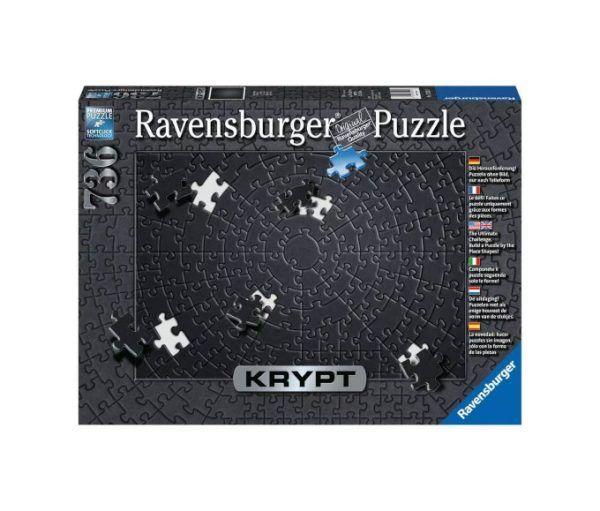 Ravensburger Krypt Negro