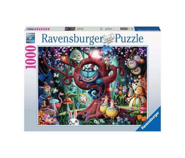 Ravensburger Todos están locos aquí