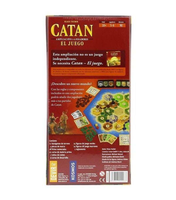 catan expasion 5-6