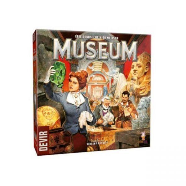 comprar juego museum