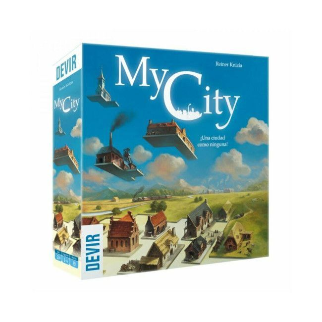 comprar juego my city