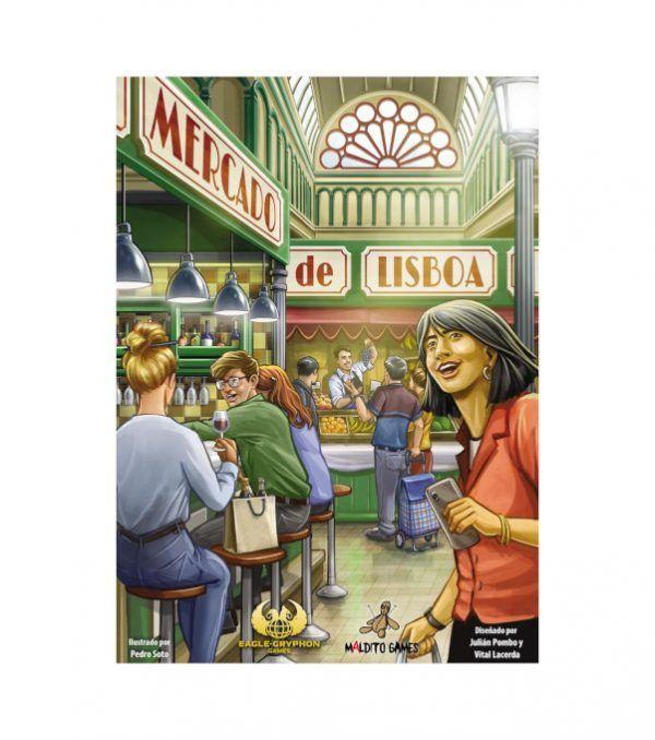comprar mercado de Lisboa