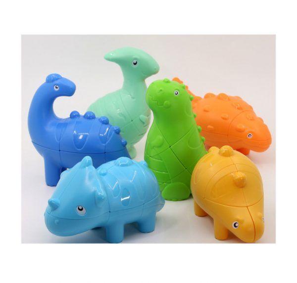 cubos dinosaurios fanxin