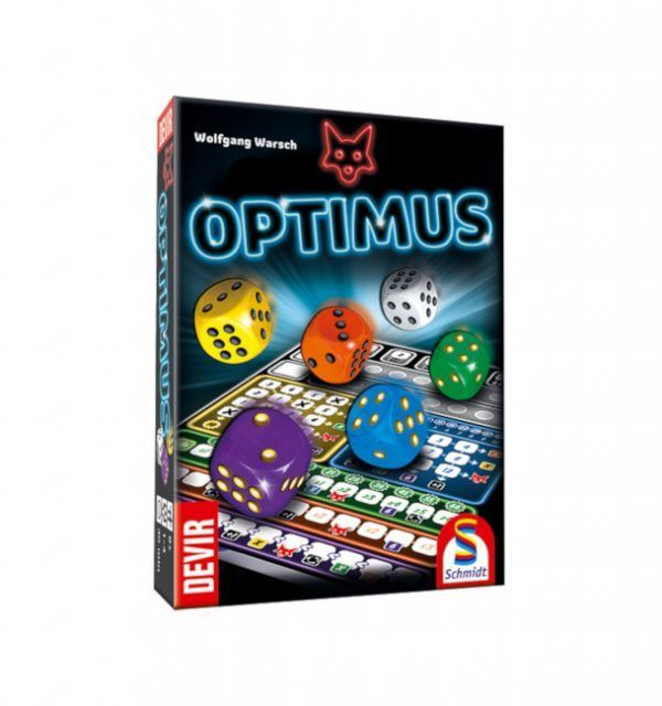 juego de dados optimus