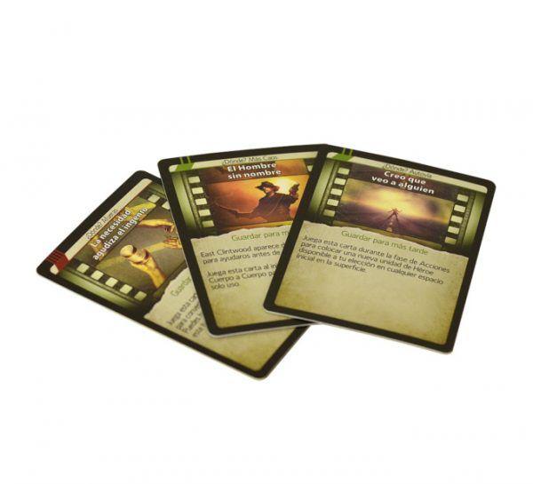juego de mesa Dawn of the Zeds