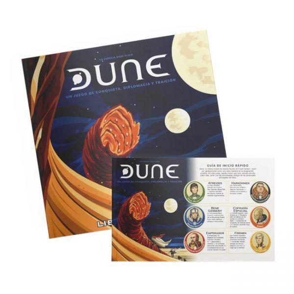 juego de mesa dune