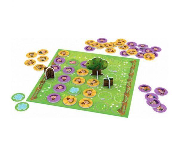 juego de mesa hatflings