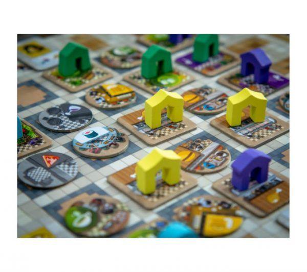 juego mercado de Lisboa