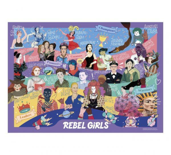 puzzle Gibsons Rebel Girls