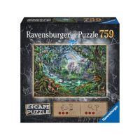 Ravensburger Escape Puzzle El Unicornio