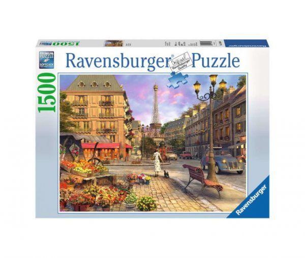 Ravensburger Vintage París