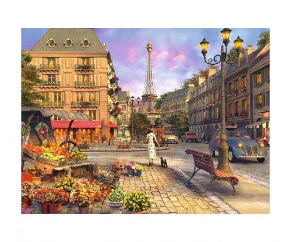 Vintage París Ravensburger