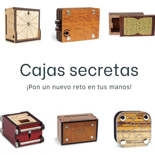 cajas secretas pagina