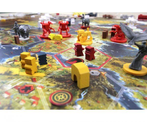 juego de mesa Scythe