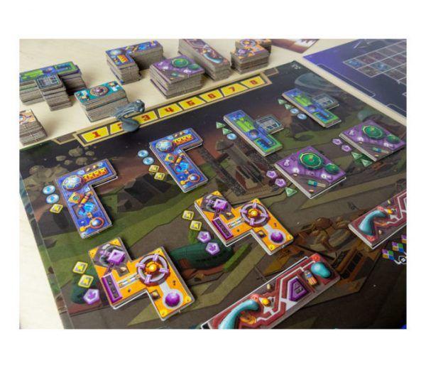 juego de mesa colonias cosmicas