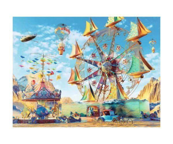 puzzle Ravensburger Carnaval de los Sueños