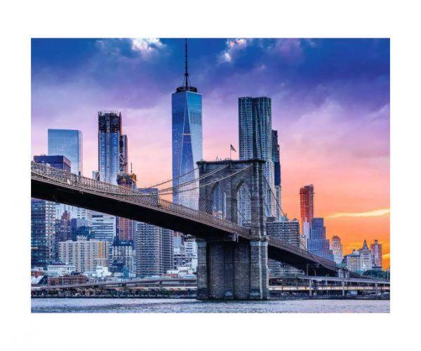 puzzle Ravensburger De Brooklyn a Manhattan