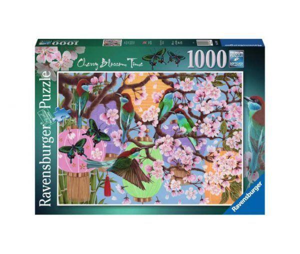 puzzle Ravensburger Flores de Cerezo