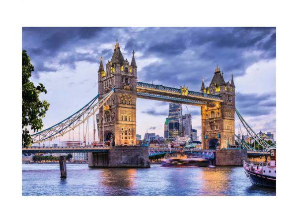 puzzle Ravensburger Luciendo bien Londres
