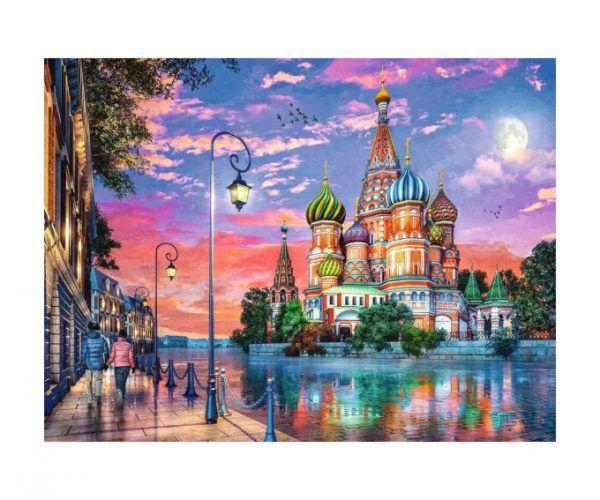 puzzle Ravensburger Moscú