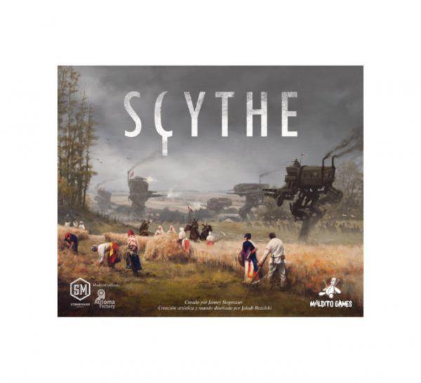 scythe comprar