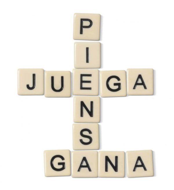 juego bananagrams