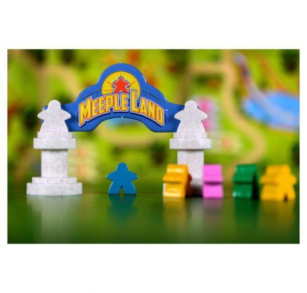 juego de mesa meeple land