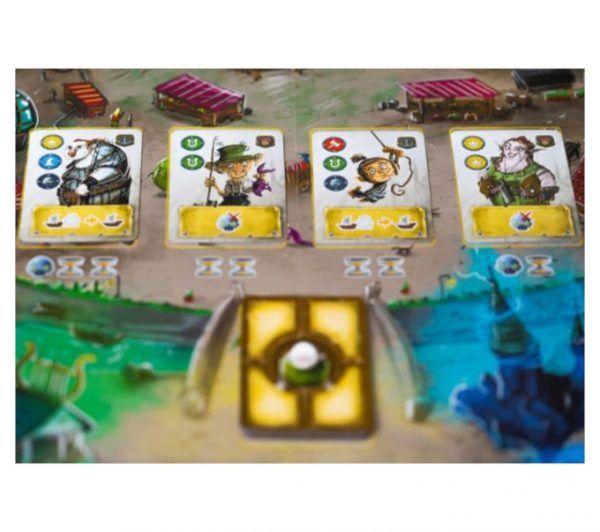 juego de mesa merchants cove