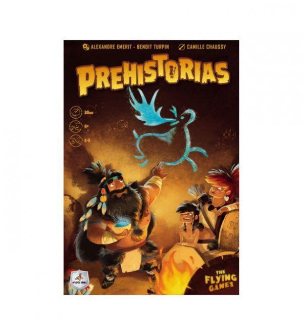 prehistorias juego de mesa