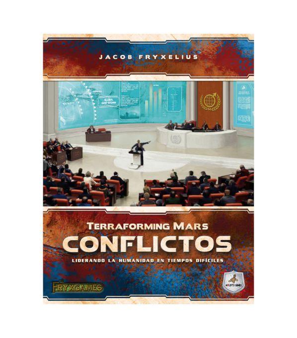 En Terraforming Mars Conflictos