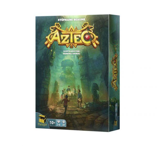 comprar juego aztec