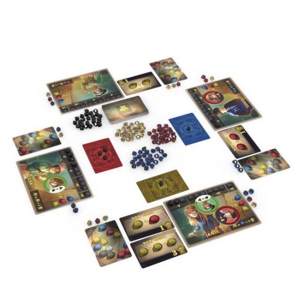 comprar juego de mesa aztec