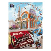 fabrica de chocolate juego de mesa