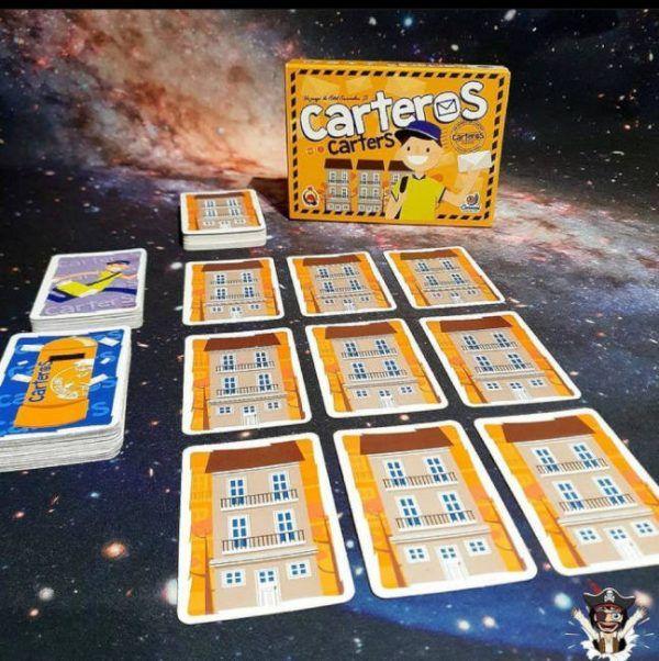 juego Carteros