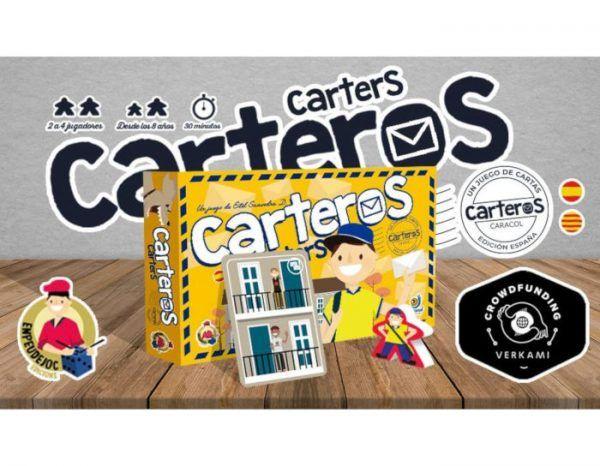 juego de mesa Carteros