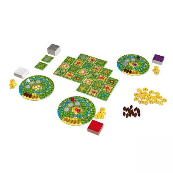 juego de mesa familiar cacao