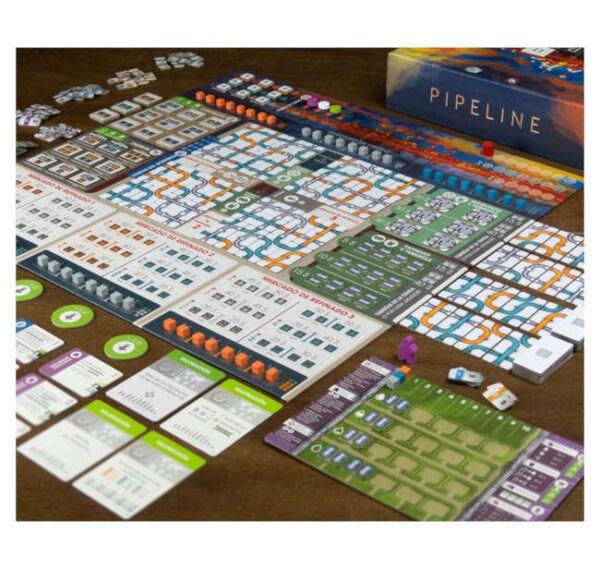juego pipeline